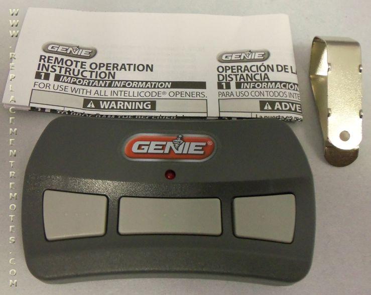 Buy Genie Gitr 3 Gitr3 390mhz Acsctg Type Intellicode