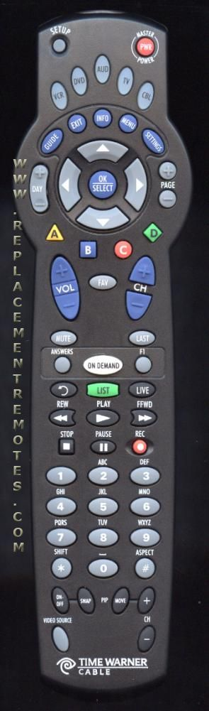 Jumbo Remote for a Vizio TV; How to