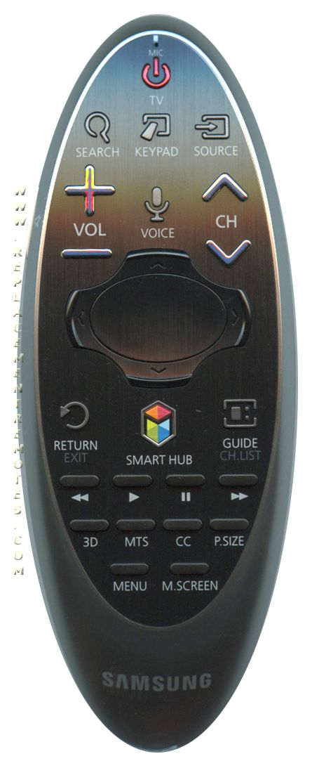 Samsung Smart TV Remote Control Replacement