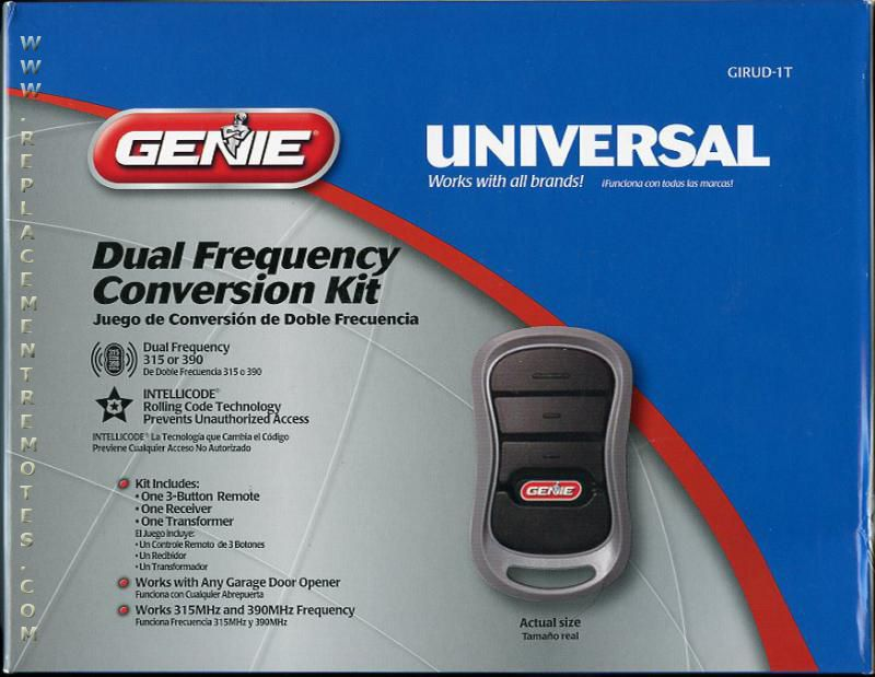 Universal Garage Door Opener Kit