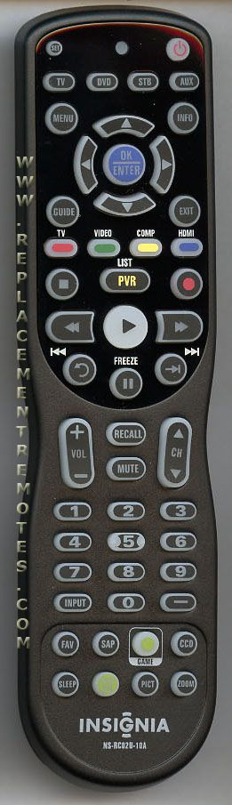 Brand new INSIGNIA TV REMOTE NS-RC03A-13