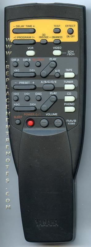 Buy Yamaha Rav8  Video Receiver Remote Control