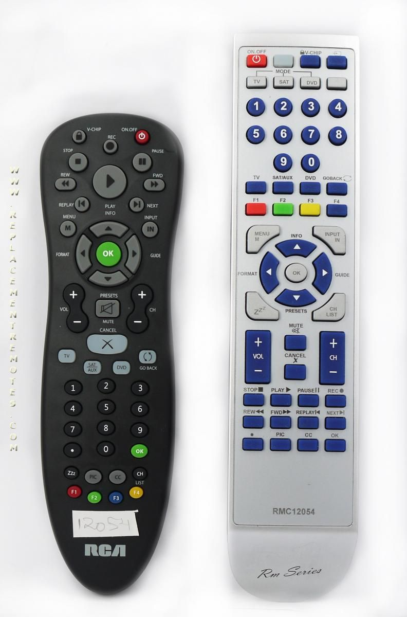 rca tv remote control manual