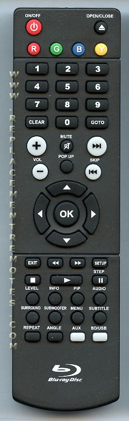 Cresimpalea47s soup rca blu ray home theater rtb1023 universal remote codes fandeluxe Gallery