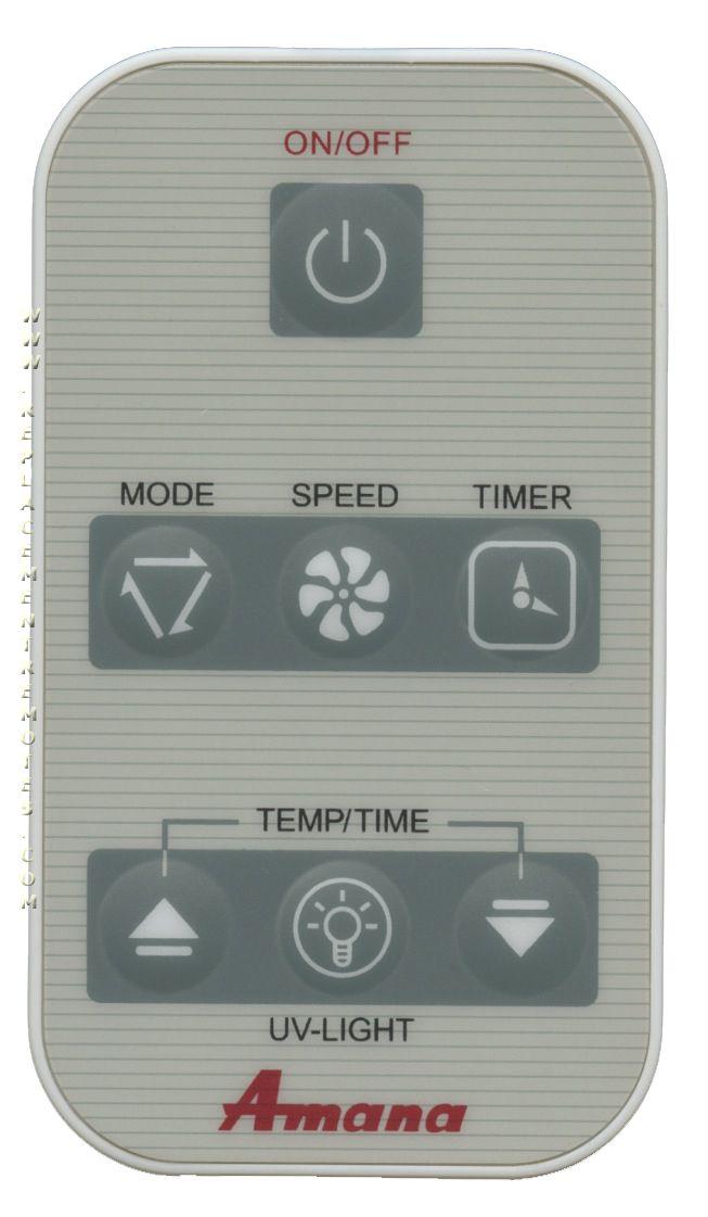 Buy Amana Ac562046 Air Conditioner Unit Remote Control