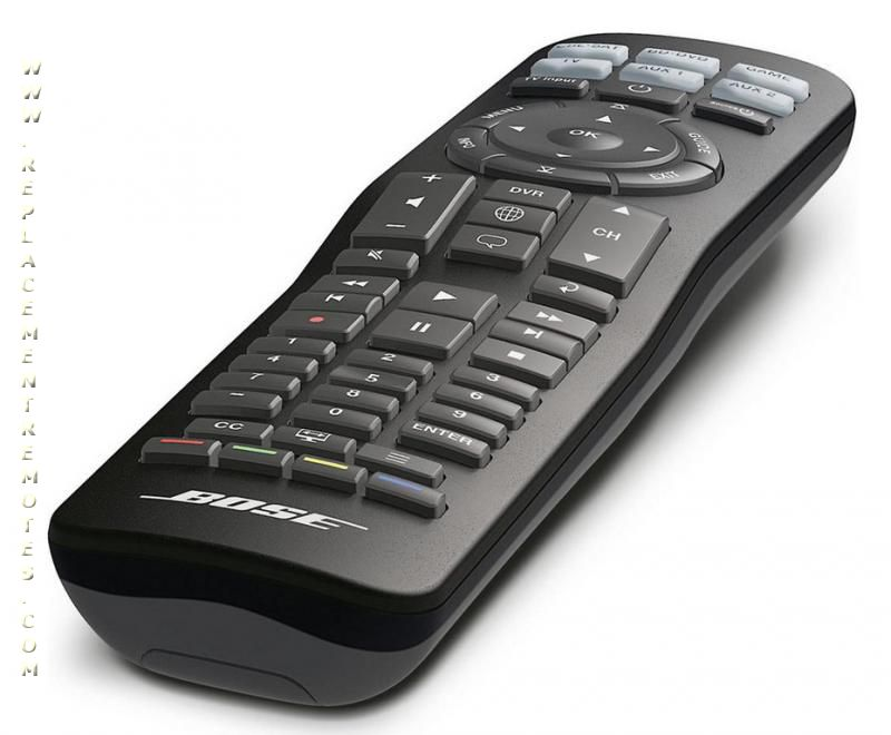 buy bose rcpws ii audio system remote control. Black Bedroom Furniture Sets. Home Design Ideas