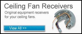 Ceiling Fan Receivers