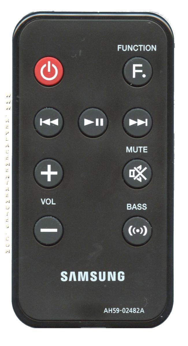Samsung Parts, Accessories, DLP TV Lamp, Remote Controls, AC