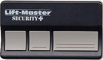 973LM Security Plus 3 Button Vizor Size