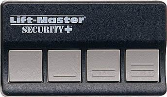 974LM Security Plus 4 button Vizor Size