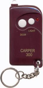 300 keychain garage door opener