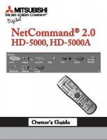 HD5000AOM