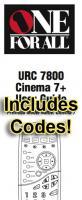 URC7800 & Codes/URC7800OM