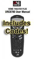 URC8780 & Codes/URC8780OM