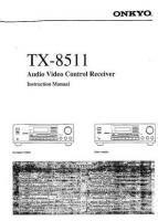 TX8511OM