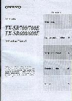 TXSR700EOM