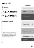 TXSR805OM