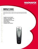 MRU1300/17OM