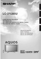 LC37GB5UOM