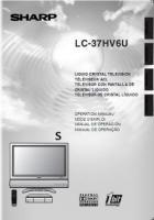 LC37HV6UOM