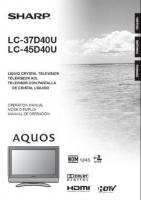 LC45D40UOM