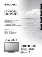 LC52D62UOM