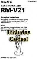 RMV21 & CodesOM