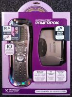 RF Universal Remote Control Powerpak Kit
