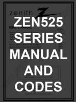 ZEN525 CodesOM