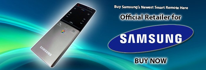 Samsung Smart Remote Control