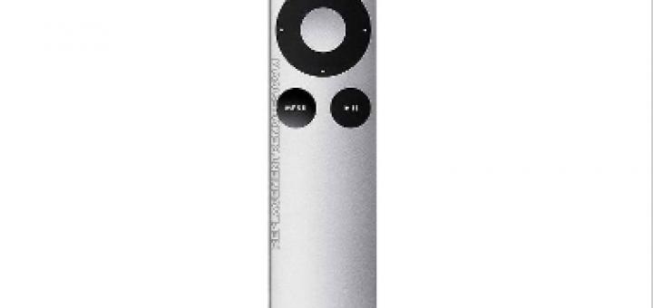 old apple tv remote
