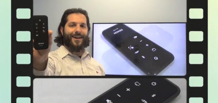 sound bar system remote control