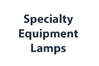 Specialty Equipment Lamps