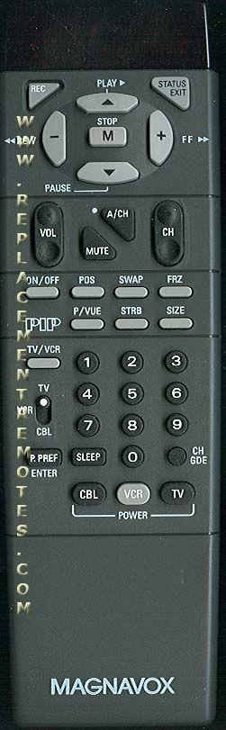 Magnavox 00M143BCAA03 Remote Control