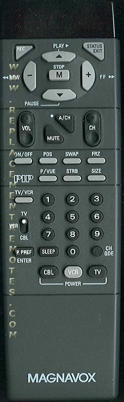 Magnavox Y147KAAA01 TV Remote Control