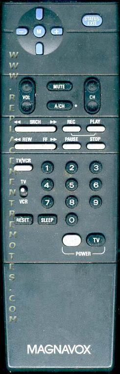 Magnavox 00M1530ABA02 Remote Control