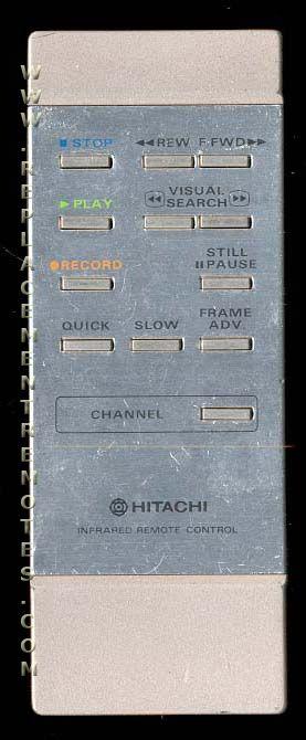 HITACHI 05102 Remote Control