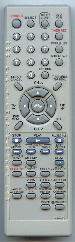 Buy Sansui 076n0hq010 076n0hq01a Dvd Vcr Combo Player
