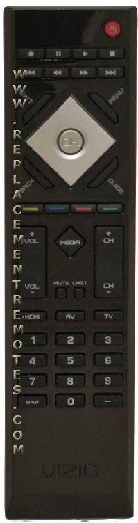 VIZIO 098003060301 TV Remote Control