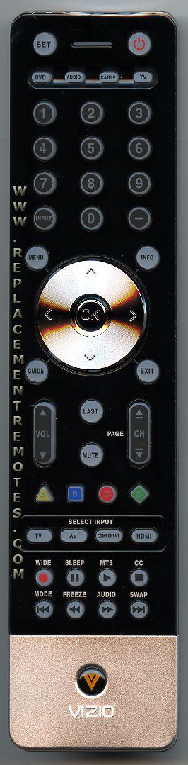 Vizio VUR8 User Manual Vizio