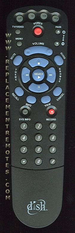 Buy Dish-Network 103602 Satellite Receiver Remote Control