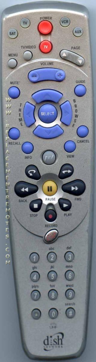 Dish-Network 105880 Remote Control