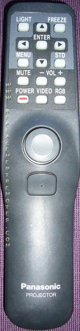 Panasonic TNQE1262 Remote Control
