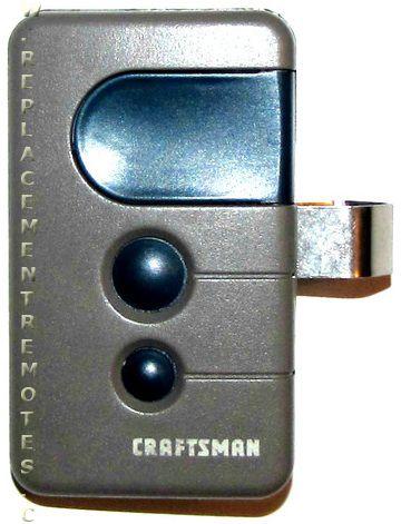 Buy Craftsman 139 53681b Remote Control
