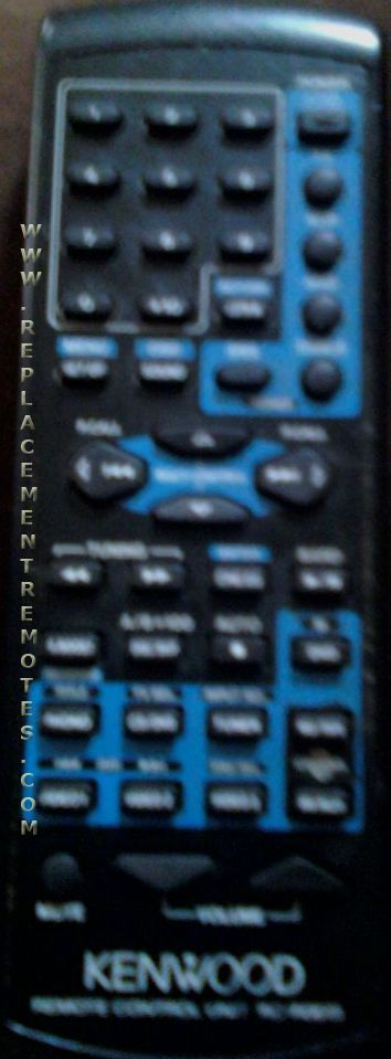 KENWOOD RCR0613 Audio System Remote Control