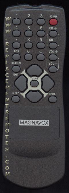 Magnavox RC1112501/17 TV Remote Control
