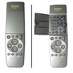 Panasonic NVHD750AM Remote Control