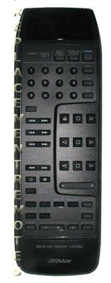 Victor RMSEMX1 Remote Control