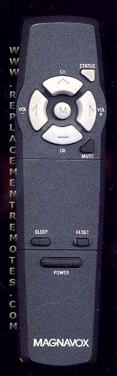 Magnavox 00T103AGMA02 TV Remote Control