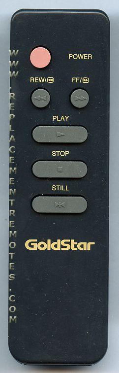 GOLDSTAR 597017H Remote Control